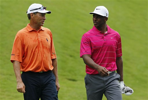 Davis Love III, Chris Paul