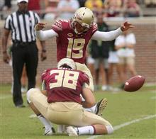 Roberto Aguayo, Cason Beatty