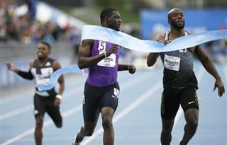 Kirani James, LaShawn Merritt