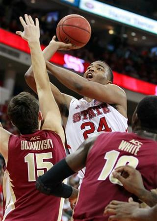 Florida St NC State Basketball