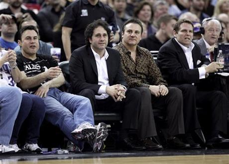 Phil, George, Gavin, Joe Maloof