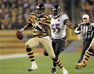 Byron Leftwich, Terrell Suggs