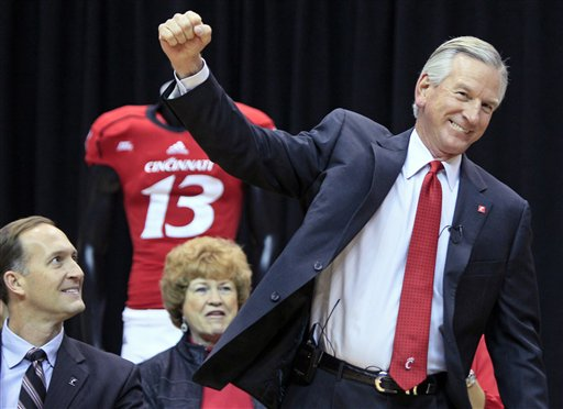 Tommy Tuberville, Whit Babcock