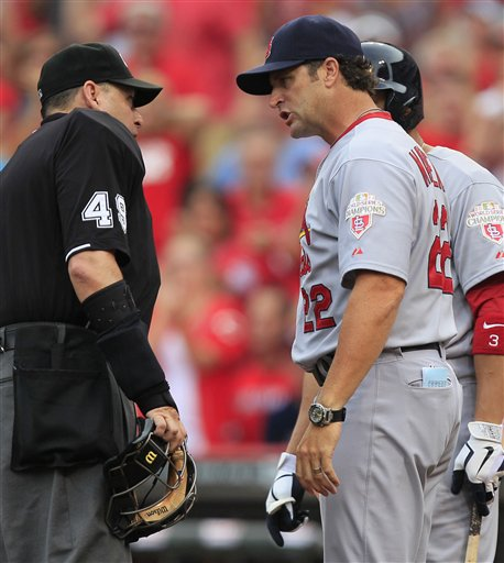 Mike Matheny, Andy Fletcher
