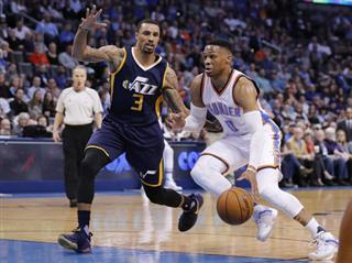 Russell Westbrook, George Hill