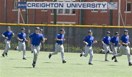 Rising Creighton Baseball