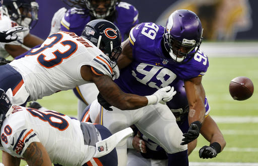 Danielle Hunter, Jeremy Langford