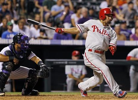 Shane Victorino, Wilin Rosario