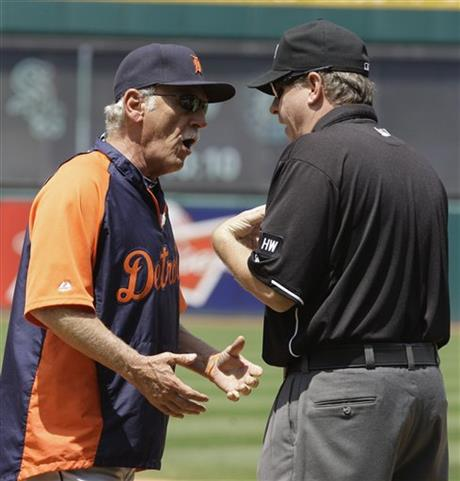 Jim Leyland, Paul Emmel
