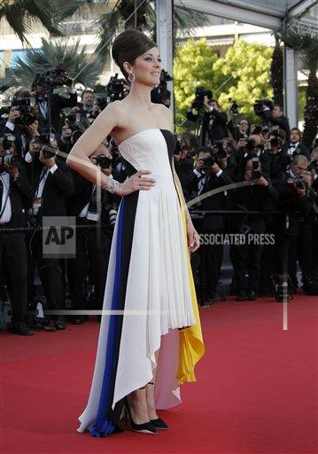 France Cannes Blood Ties Red Carpet