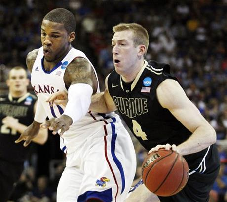 Thomas Robinson, Robbie Hummel