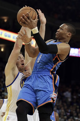 Favid Lee, Russell Westbrook