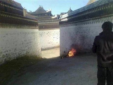 China Tibet Crackdown
