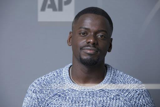 Daniel Kaluuya Portrait Session