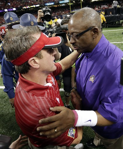 Mark Hudspeth, Ruffin McNeill