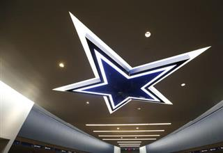 Cowboys-New Home Football