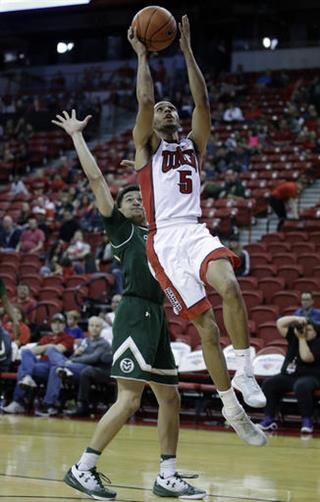 Colorado St UNLV Basketball