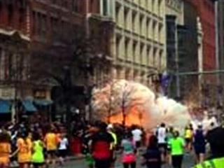 Boston Marathon-Explosions