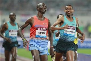 Asbel Kiprop, Mekonnen Gebremedhin