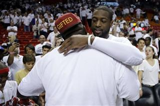 Dwyane Wade, Rick Ross