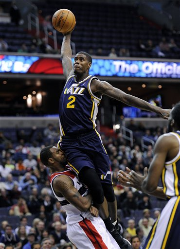Marvin Williams, Trevor Booker
