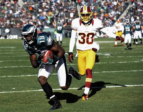 Jeremy Maclin, D.J. Johnson