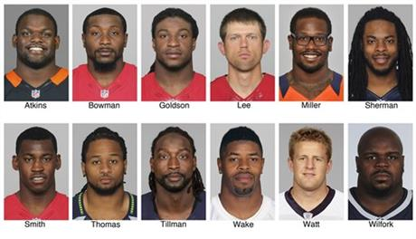 All-Pro Team Football