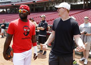 Brandon Phillips, Andy Dalton