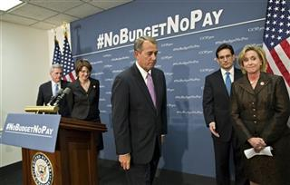 John Boehner, Eric Cantor, Kevin McCarthy, Cathy McMorris Rodgers, Ann Wagner