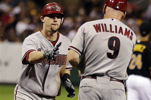 Chris Johnson, Matt Williams