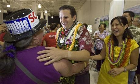 Brian Schatz, Linda Schatz