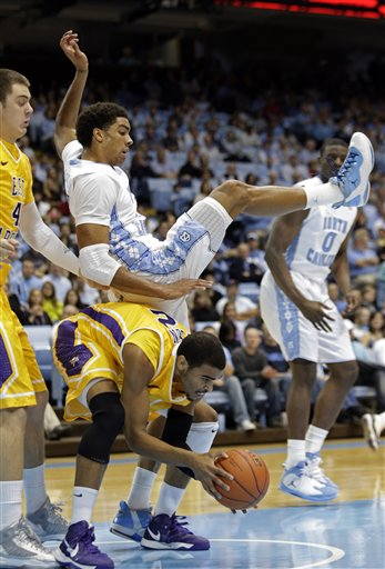 Prince Williams, Robert Sampson, James Michael McAdoo