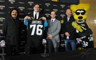 Jaguars Joeckel Football
