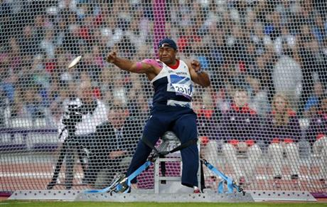 London Paralympics Athletics