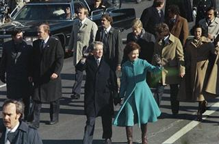 Jimmy Carter, Rosalynn Carter
