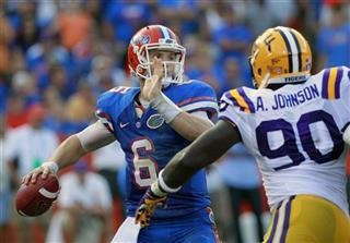 Jeff Driskel, Anthony Johnson