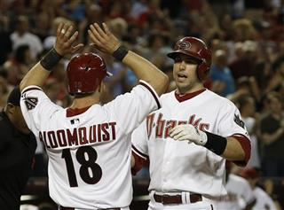 Paul Goldschmidt, Willie Bloomquist