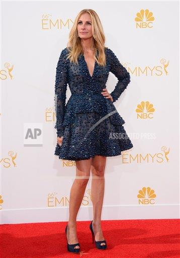 inVision Jordan Strauss/Invision/AP A ENT CA USA INVW 2014 Primetime Emmy Awards - Arrivals