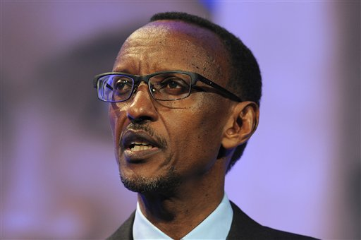 Netherlands War Crimes Kagame