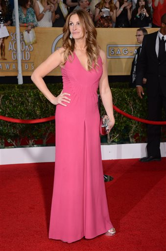 INVZ Jordan Strauss/Invision/AP A ENT CA USA CACJ193 20th Annual SAG Awards - Arrivals