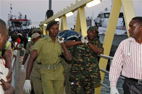 Tanzania Ferry Accident