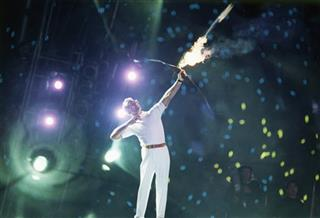 Watchf Associated Press International News   SPAIN APHS47240 OLYMPIC FLAME