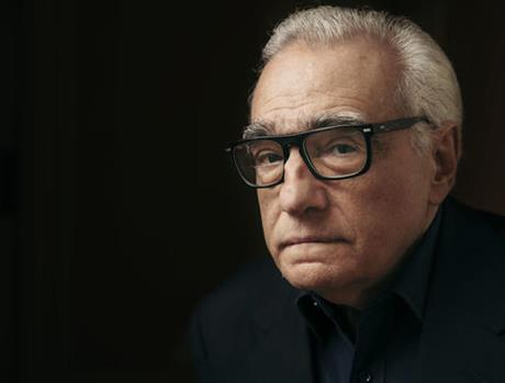 Martin Scorsese Portrait Session