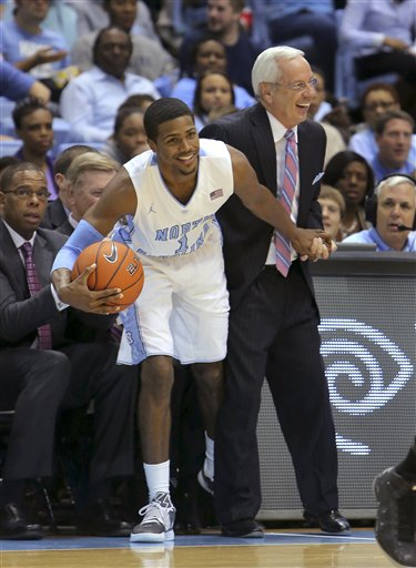 Roy Williams, Dexter Strickland
