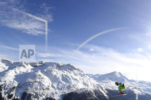 YE Switzerland Alpine Skiing Worlds