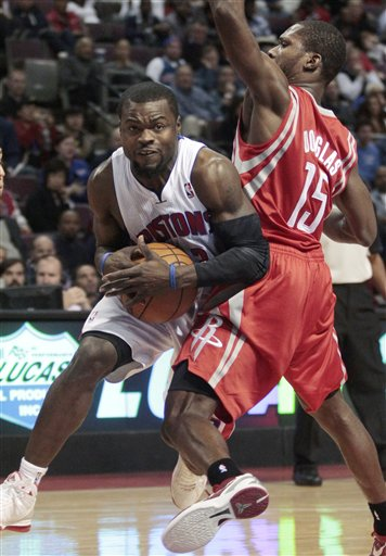 Will Bynum, Toney Douglas