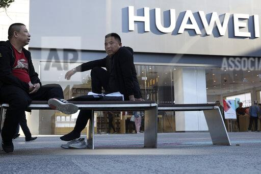 China US Trade Google Huawei