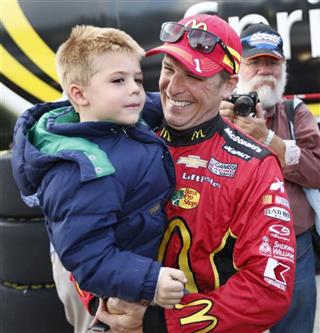 Jamie McMurray, Carter McMurray