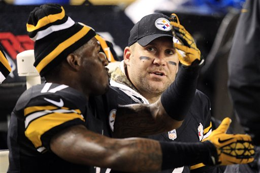 Ben Roethlisberger, Mike Wallace
