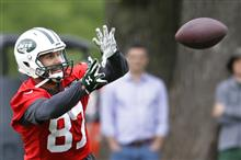 Jets-Decker Released Football